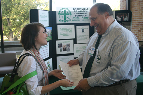 delta state career services host recruitment day