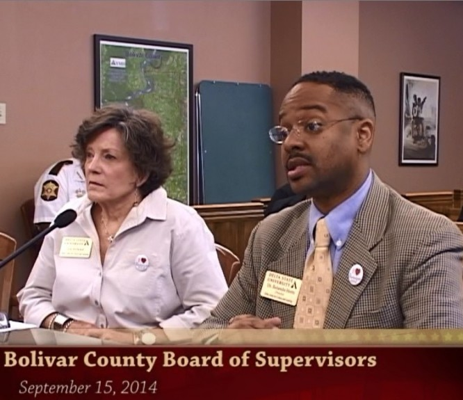 DCCL Bolivar County Board of Supervisors 9-15-14