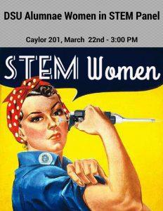 DSU Alumnae Women in STEM Panel-page-001 (1)