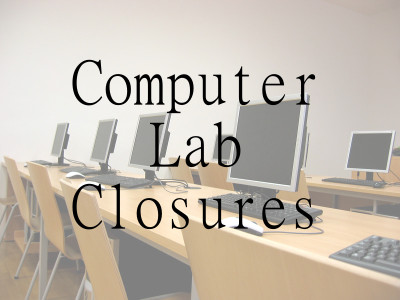 Computer Lab Closures