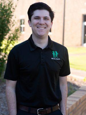 Tyler Holman tholman@deltastate.edu