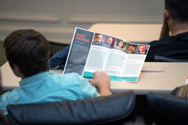 Spring 2018 IBS brochure.