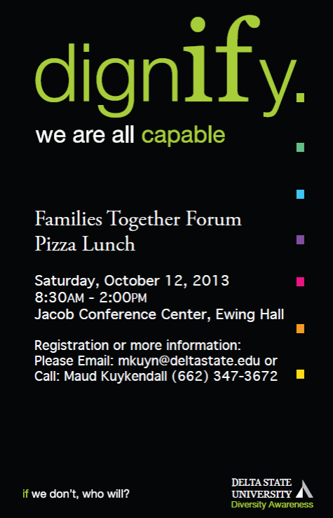 Families Together Forum