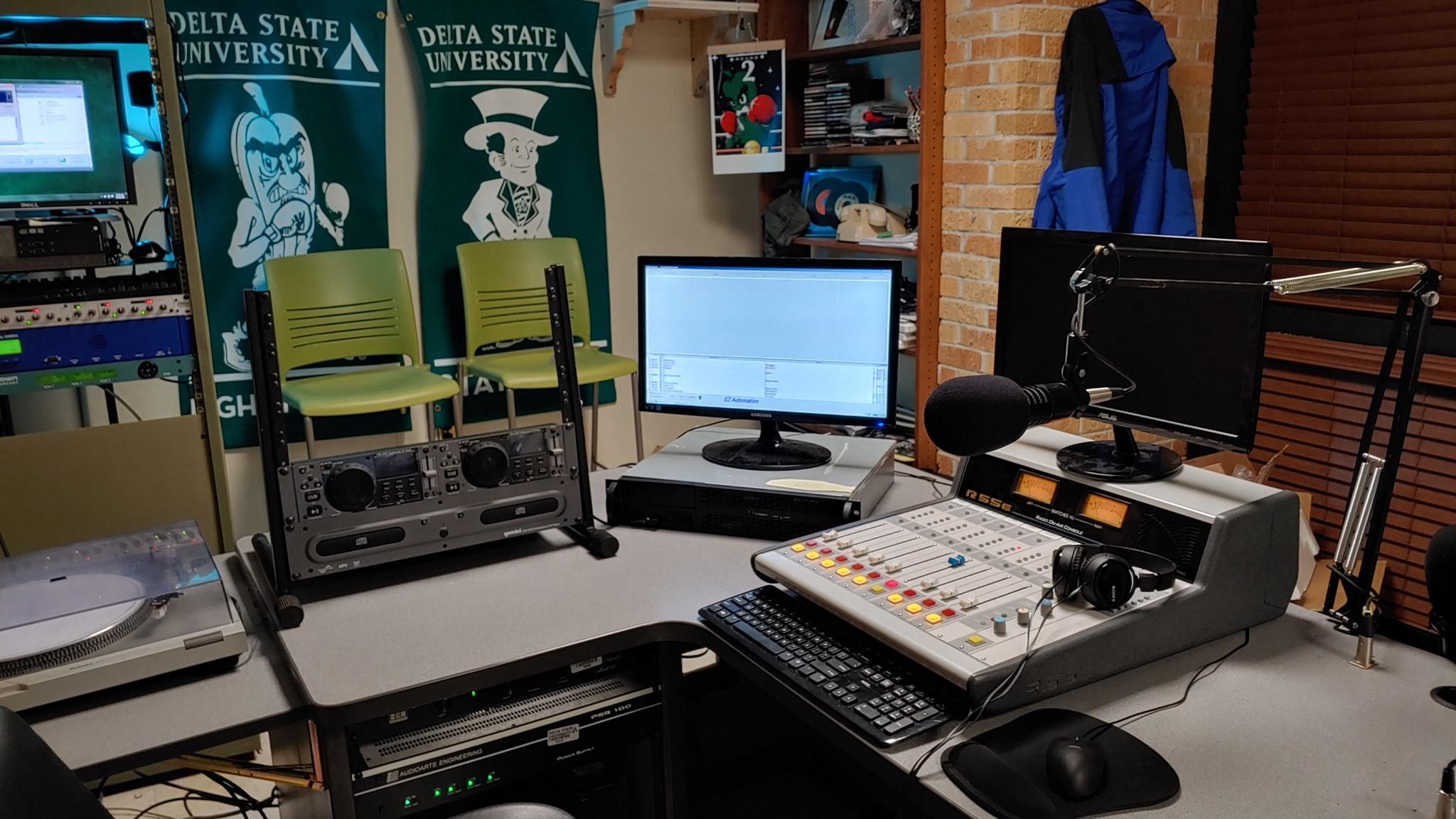 WDSW-LP Studio