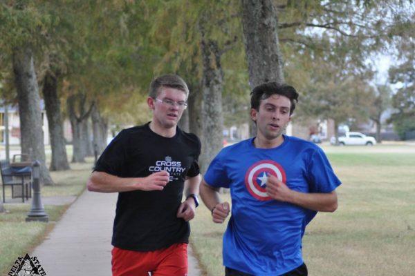 2 Mile Fun Run