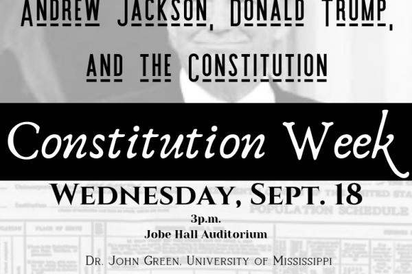 Constitution Week 2019