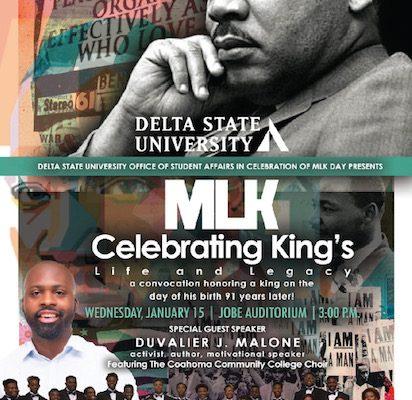MLK Convocation