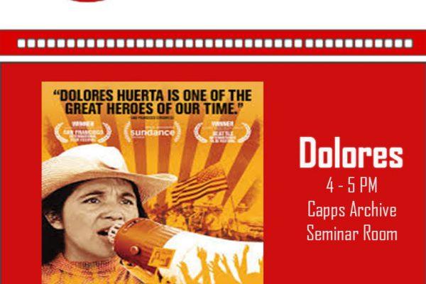 """Movie """"Dolores"""""""