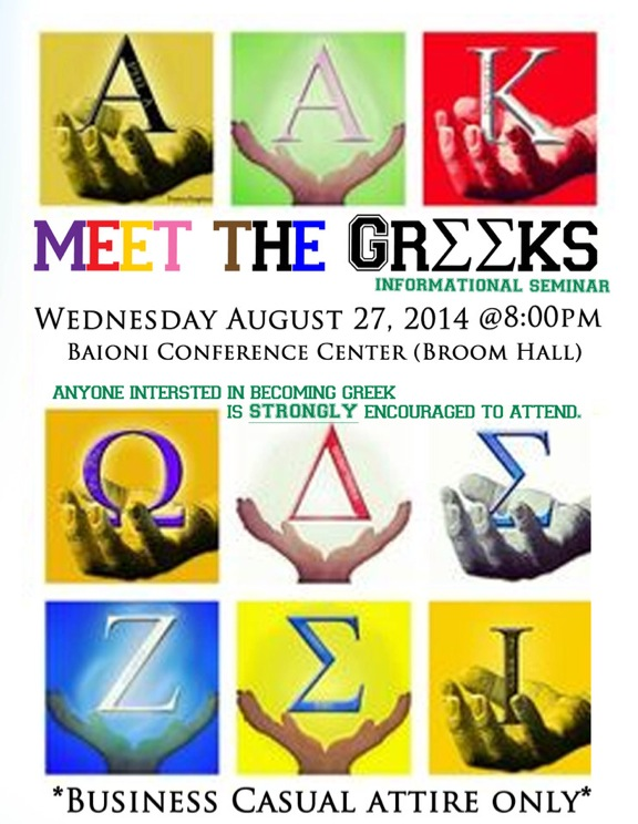Welcome to the Greece Performing Arts Society