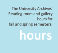 Archives' Hours