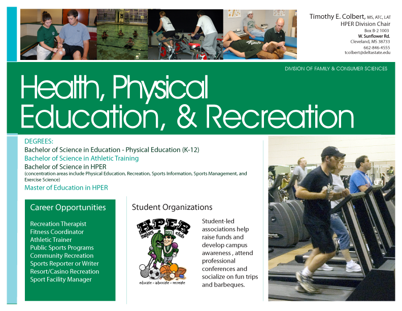 Physical Education gcc technical college subjects