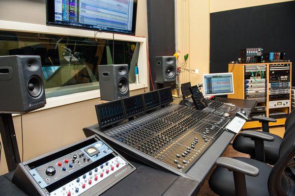 Delta Music Institute Studios Arts And Sciences