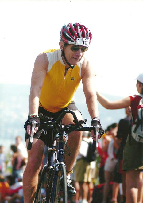 "Dr. John L. Pendergrass '65 recently published his autobiography ""Against the Odds: The Adventures of a Man in His Sixties Competing in Six of the World's Toughest Triathlons Across Six Continents."""