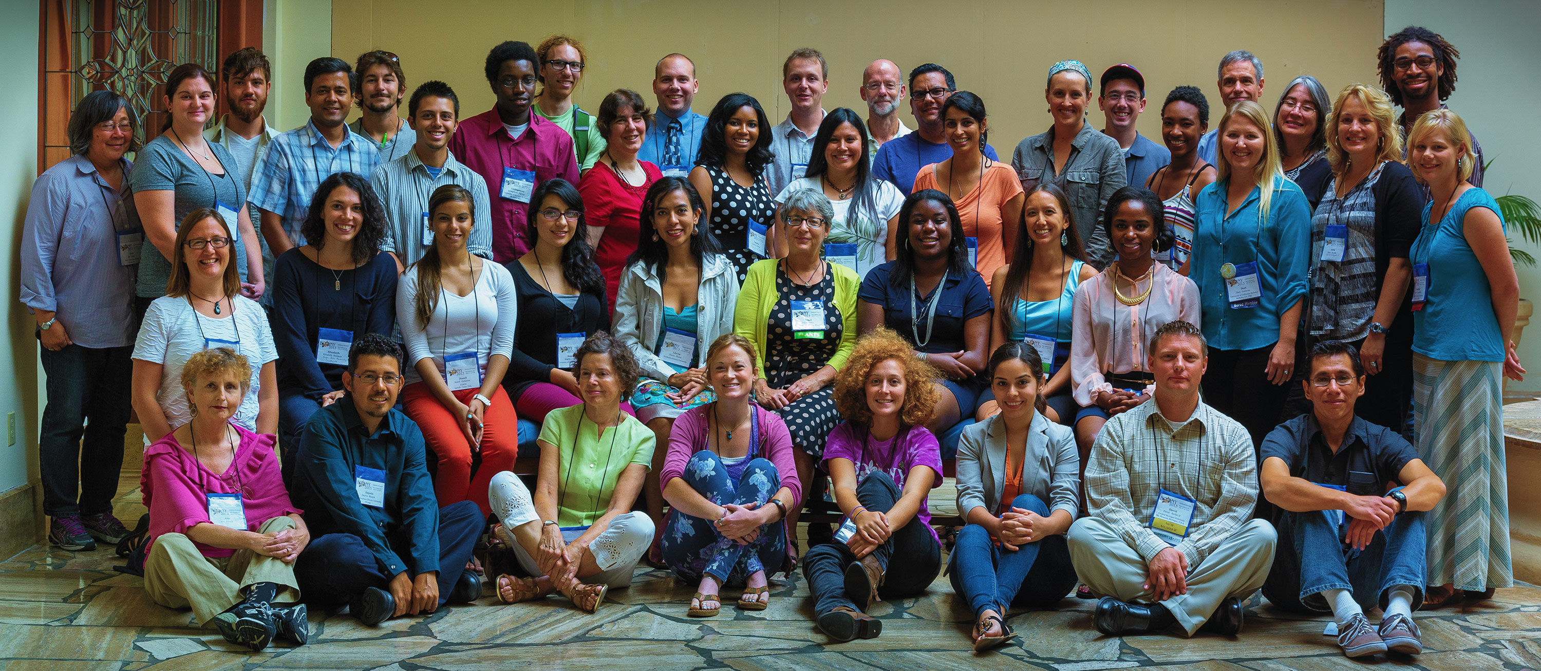 Students and mentors from across the U.S. participated in the PLANTS Grant program in New Orleans this July. Dr. Nina Baghai-Riding, professor of biology and environmental science at Delta State, has been a leading mentor for three years.