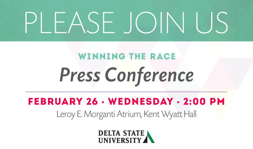 Winning The Race Press Conference News And Events