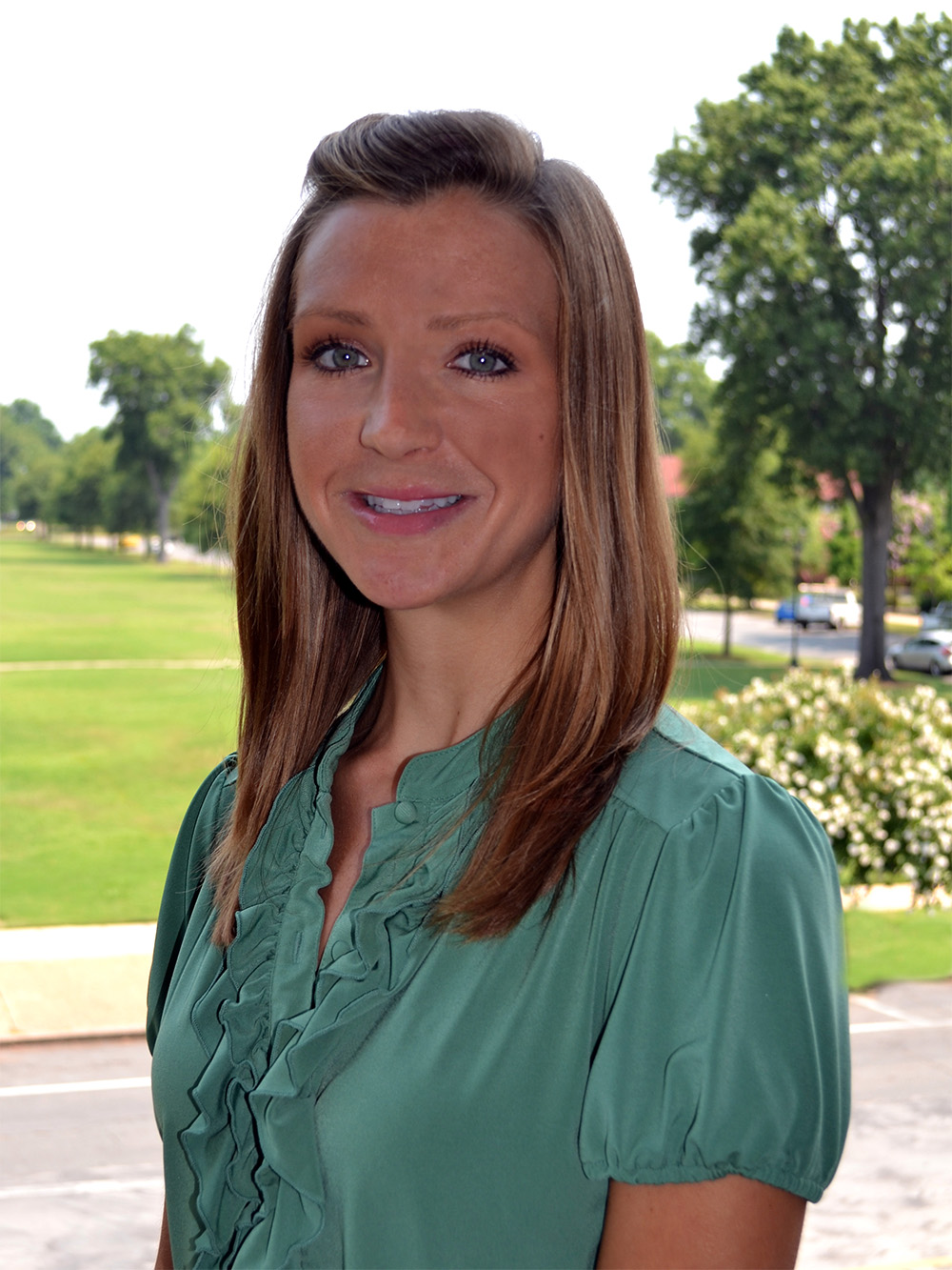 Delta State names Caitlyn Thompson as Coordinator of Communications and Marketing.