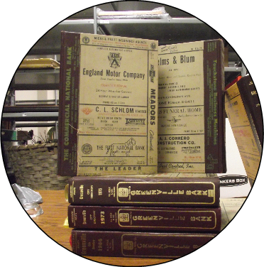 Greenville City Directories Library