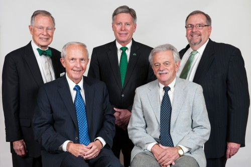Five Delta State presidents