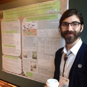 Senior Ryan Fulgham, Chemistry & Environmental Science double major, presented at the undergraduate research conference for American Chemical Society
