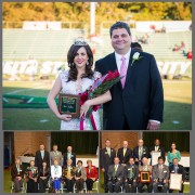 Tori Jenkins named 2013 Homecoming Queen.