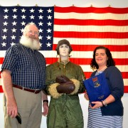 LaForge to partake in Veterans Day program at Capps Archives & Museum