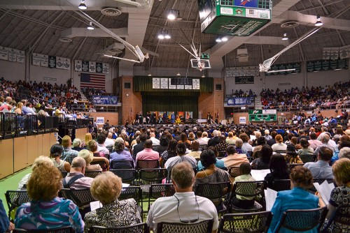 2013 Fall Commencement scheduled for Saturday at the Walter Sillers Coliseum.