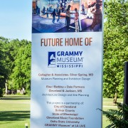 The First Tuesday program on Feb. 4 at the DMI will provide an update on GRAMMY Museum Mississippi.