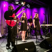 The DMI All-Stars impressed the crowd during the annual Mississippi Night at GRAMMY Week in Los Angeles.