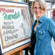 "Oxford artist Milly West opens her exhibit ""CUBA FOR KEEPS"" on March 6 from 5-7 p.m. at the Fielding Wright Art Gallery."