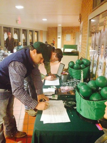 The Delta State University Alumni Association hosted the annual Bolivar County Alumni Night at Walter Sillers Coliseum on Feb. 27.
