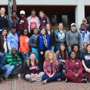 The Delta Center recently provided Mississippi State University and University of Mississippi students an introduction of the Delta's cultural heritage.