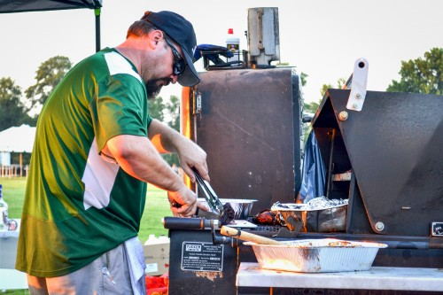 The Go Green Weekend Cook Team Competition is accepting applications for  sausage and jambalaya cook offs.