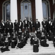 The University Chorale will be a featured performer at this year's Mississippi Music Educators Conference at the University of Southern Mississippi on April 4.