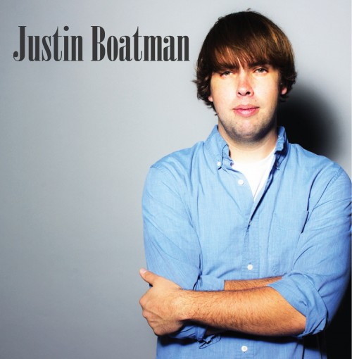 Fighting Okra Records officially releases the new Justin Boatman CD on Tuesday, April 22.
