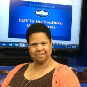 Linda Stringfellow, director of AmeriCorps*VISTA at Delta State, visited the White House June 18 for a discussion on HIV in Southern states.