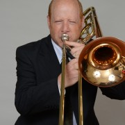 Dr. Douglas Mark, associate professor of trombone/low brass, presents a faculty recital Sept. 30 at 7:30 p.m. in the Recital Hall of the Bologna Performing Arts Center.