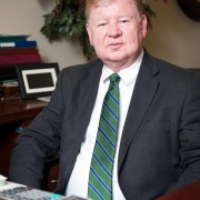 Dr. Wayne Blansett, vice president of Student Affairs, recently announced his retirement at the end of the academic calendar following 40 years of service to Delta State University.