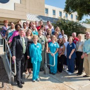 The Bolivar Medical Center once again renewed its corporate sponsorship at the Statesmen Level with the Delta State University National Alumni Association.