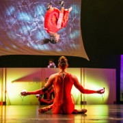 Circus Electronica performers wowed the BPAC crowd at Tuesday's main stage event.