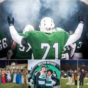 Delta State University past and present reunited for a thrilling 2014 Homecoming.