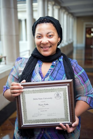 Keonna Goethie was named the Dec. 2014 Employee of the Month.