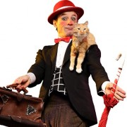 Popovich Comedy Pet Theatre, Gregory Popovich and his performing pets, will deilight the BPAC crowd Feb. 5 at 7 p.m.