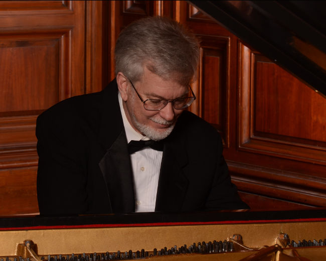 Alexander will perform January 30 at 7:30 p.m. in the BPAC recital hall.
