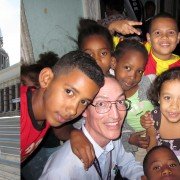 Dr. Clifton Wingard, chair of the Department of Mathematics, recently spent a week in Cuba through the People to People Citizen Ambassador program.