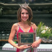 Busby crown Miss Delta State University 2015