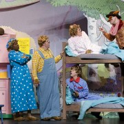 """The Berenstain Bears: Family Matters"" brought the BPAC stage to life Tuesday."