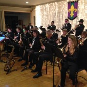 The Jazz Ensemble will hold the Big Band Bash dinner and dance this Friday at the Cleveland Country Club.