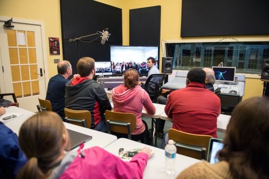 """Delta Music Institute students recently conducted another virtual class with Perm State University students in Russia. A group of DMI students and Delta State faculty and staff will travel to Perm this spring  through the """"Rivers of Music — Rivers of Culture"""" project."""