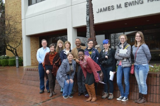 Students from Minnesota State University at Mankato received a tour of the Mississippi Delta region.