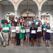 Delta State University recognized student achievements for Humanities Honors Day Thursday at Kent Wyatt Hall.